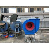 江门废气排烟安装工程公司/4-72大叶轮排尘风机/锡炉/五金油烟管道安装/离心风机