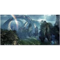 浙江丽水度假景观制作 景区开发 魔幻山水景区设计施工 迪士尼假山施工