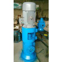 厂家直销 SNS440-46 立式三螺杆泵 安徽永骏泵阀 三螺杆泵厂家