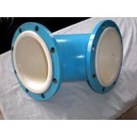 衬氟弯头 衬氟管件 衬氟管道 化工厂专用衬氟管道管件厂家
