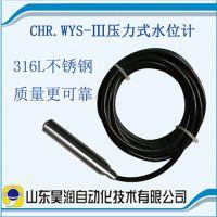 CHR.WYS-III型高精度0.05%/FS压力水位计