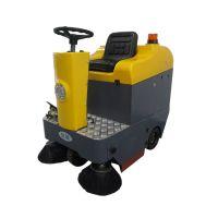依晨驾驶式电动扫地机YZ-JS1050|工厂车间清扫园区扫地车