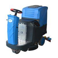 依晨驾驶式全自动洗地机YZ-JS1000|商场超市清洗瓷砖地面洗地机