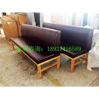 弧形卡座转弯卡座沙发餐厅用的 长方形沙发转角沙发直角沙发 典