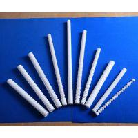 【德氟】四氟玻璃卡槽 国产全新料 填充料 做工精细 CNC加工实力厂家