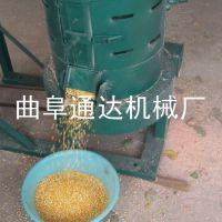 通达牌 砂棍脱壳机 多功能水稻碾米机 小麦碾米机 视频