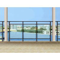 HC张家口玻璃阳台栏杆,Q235张家口烤漆护窗栏杆,锌钢楼梯扶手,仿木纹阳台护栏