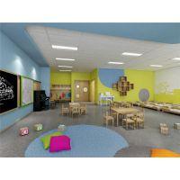 幼儿园建筑设计外观好看很重要,威海早教幼儿园设计早教中心装修设计