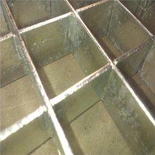 钢制网格板图片 网格板计算 排水沟盖板价格