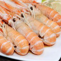 威海海龙虾批发海龙虾价格 冷冻对虾供应