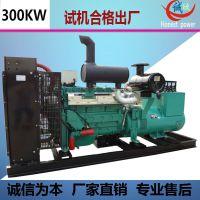 潍坊诚欣动力柴油发电机组 300KW 养殖厂备用 厂家直销 三相发电机组