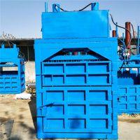 云立达工厂废料边角料液压打包机 双杠60吨底翻包打包机 质保一年