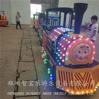 新品上市景区观光户外观览儿童游乐设备 托马斯无轨小火车