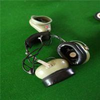 辉晟厂家直销硅胶航天耳机套 吸热降噪航天耳机套