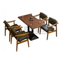 快餐桌椅、西餐厅桌椅、甜品店桌椅等餐饮家具一站式采购厂家直销