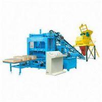 北安液压全自动砌块成型机 QTY4-15液压全自动砌块成型机专业快速