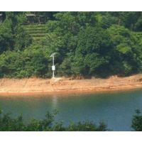 太阳能雨量水位监测站