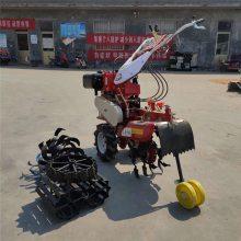 自走式柴油微耕机 大棚开沟培土机 圣鲁机械