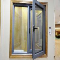 厂家直销防蚊虫金刚网,25铝合金框中框,隐形防盗纱窗