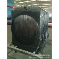 辽宁山工630B装载机水箱散热器供应商 铲车水箱配件 水室零售