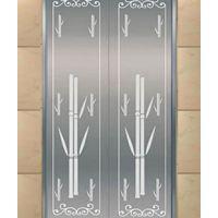 福州电梯轿厢不锈钢装饰装潢、不锈钢304蚀刻轿壁定制安装