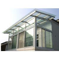 云浮玻璃雨棚搭建安装公司|汕头市钢化玻璃雨篷设计制作施工