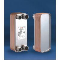 Danfoss丹佛斯钎焊板式换热器PHE型B3系列铜钎焊