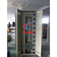 288芯光纤配线柜|配线架内部《图片讲解》