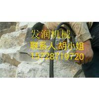 广州路桥破碎神器岩石分裂机生产厂家