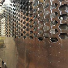 抗腐蚀圆孔板 微孔吸音板 货架钢板网