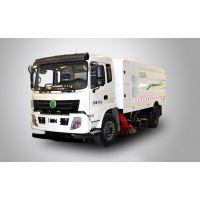森源,纯电动洗扫车(18吨)排放0,纯电动