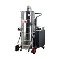 金属加工场所专用吸金属渣粉尘用威德尔单相电工业吸尘器WX-2210FB
