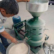 圣鲁牌立式脱皮碾米机 家用稻谷脱壳机