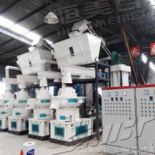 湖北恩施成套生物质燃料颗粒机 锯末制粒机 木屑颗粒机厂家价格
