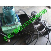 板式换热器专用夹紧器 液压扳手 定制各种吨位板式换热器扳手 汇能