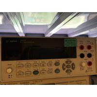 大量销售数字万用表HP34410A二手Agilent 34401A六位半数字多用表