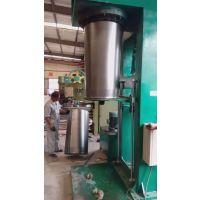 立式自动高速200升锥形钢桶胀锥机锥形桶成型设备