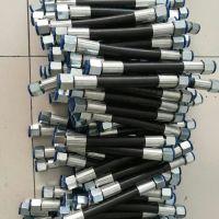 厂家直销煤矿用高压胶管、编织胶管10*2液压胶管总成