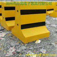 供应 水泥隔离墩 混凝土防撞墩 分离墩 安全警示墩