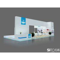 上海石拓告诉您展位设计公司讲述展台设计的构成元素
