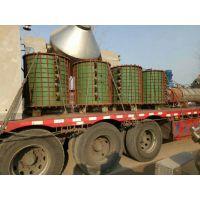 5吨四效316材质不锈钢列管冷凝器 蒸发器 二手设备