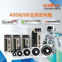 赛孚德ASD620B ethercat总线伺服驱动器 can总线伺服电机