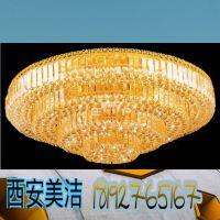 西安专业清洗水晶灯公司