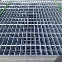 专业生产Q235钢格板 镀锌平台钢格板 河北祺乾