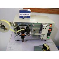 电机无针脚线圈线包包胶机磁芯线包包胶机低频变压器自动包胶机