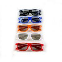 影院3D眼镜偏振3d眼镜成人款虚拟现实3D眼镜被动式厂家直销嘉德顺