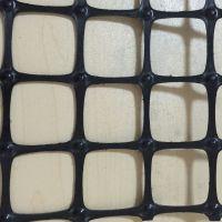 陕西榆林煤矿护帮土工格栅 塑料阻燃土工格栅 土工格栅每平米价格