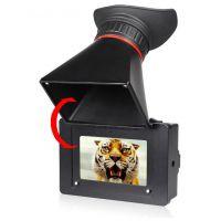 富威德 3.5寸EVF电子取景器 5D2、5D3电子寻像器 摄像目镜峰值对焦 速卖通出口货源