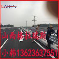 山西忻州Q235镀锌波形护栏 防撞钢板护栏多少钱一米