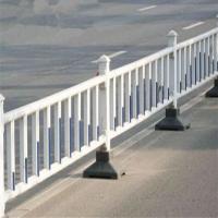 锌钢道路护栏@聚光厂家供应城市道路中间隔离防护围栏